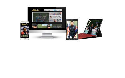 Engaging with sports fans using behind the scenes online video